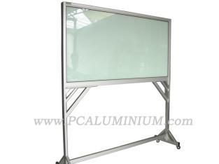 Standing Glass Board